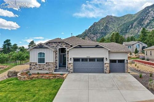 Photo of 471 Stone Cottage Grove, Colorado Springs, CO 80906 (MLS # 6278908)