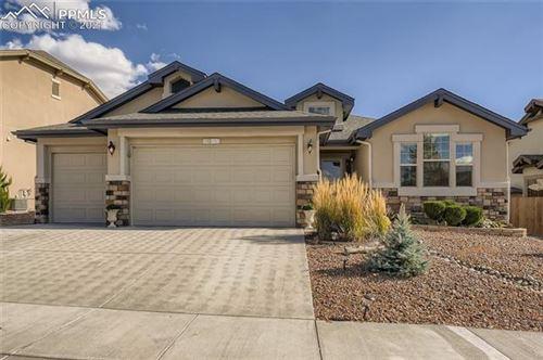 Photo of 3063 Looking Glass Way, Colorado Springs, CO 80908 (MLS # 8404908)