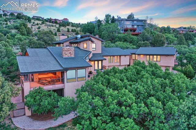 4070 Sleeping Indian Lane, Colorado Springs, CO 80904 - #: 9105908