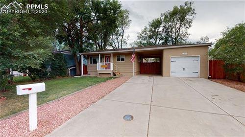 Photo of 1224 Maxwell Street, Colorado Springs, CO 80906 (MLS # 1789909)