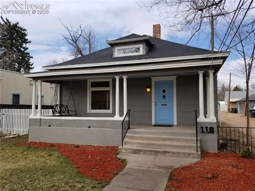 Tiny photo for 116 E Fontanero Street, Colorado Springs, CO 80907 (MLS # 6500909)