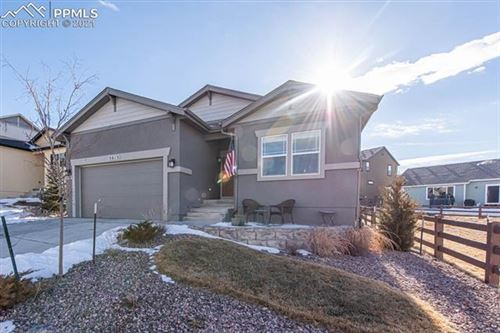 Photo of 3013 Daydreamer Drive, Colorado Springs, CO 80908 (MLS # 9661909)