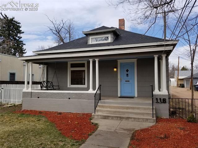 Photo for 116 E Fontanero Street, Colorado Springs, CO 80907 (MLS # 6500909)