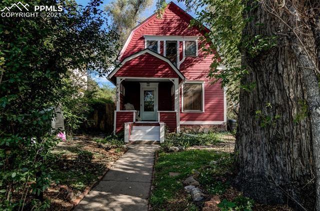 6 E Mill Street, Colorado Springs, CO 80903 - #: 7733909