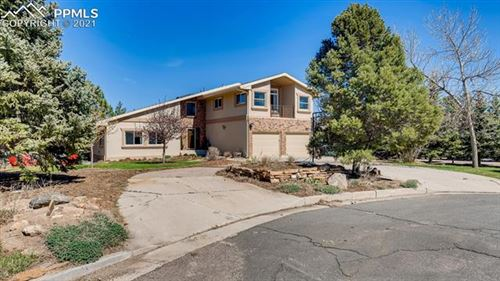 Tiny photo for 810 Broadview Place, Colorado Springs, CO 80904 (MLS # 8347910)