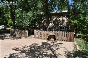 Photo of 206 Roca Street, Manitou Springs, CO 80829 (MLS # 3396912)