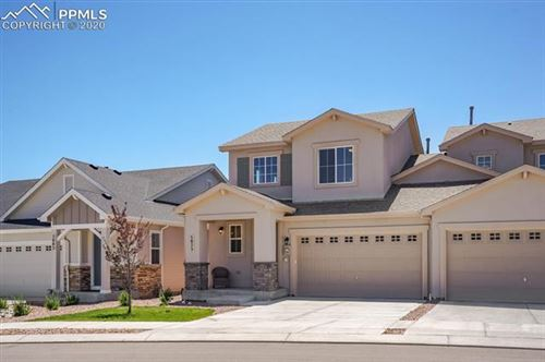 Tiny photo for 5875 Morning Light Terrace, Colorado Springs, CO 80919 (MLS # 4634912)