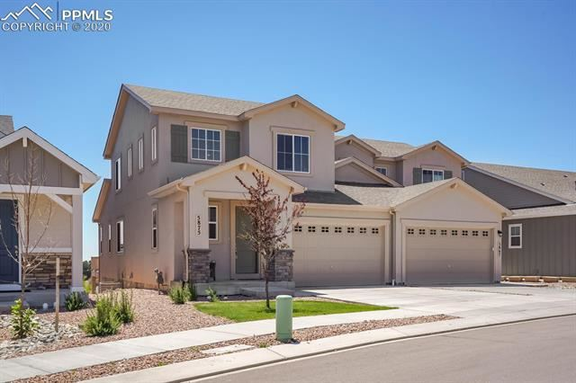 Photo for 5875 Morning Light Terrace, Colorado Springs, CO 80919 (MLS # 4634912)