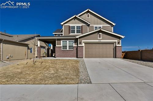 Photo of 2510 Lake of the Rockies Drive, Monument, CO 80132 (MLS # 5884914)