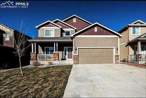 Photo of 10364 Abrams Drive, Colorado Springs, CO 80925 (MLS # 8602914)