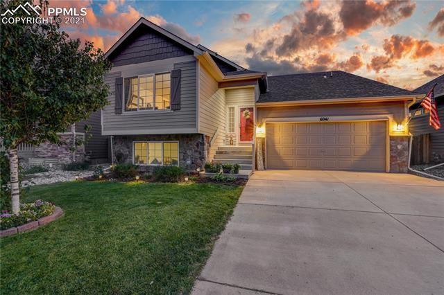 6041 San Mateo Drive, Colorado Springs, CO 80911 - #: 3905916