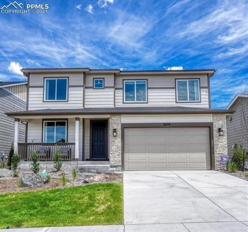 5058 Makalu Drive, Colorado Springs, CO 80924 - #: 9089916