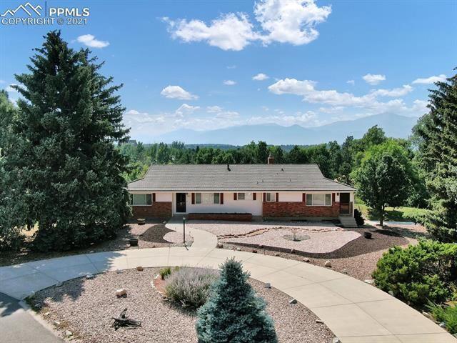 2057 Brookwood Drive, Colorado Springs, CO 80918 - #: 2699917