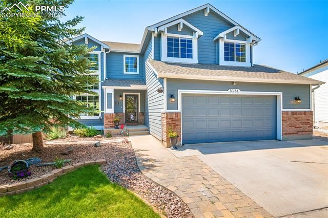 3131 Greenmoor Court, Colorado Springs, CO 80920 - #: 5430918