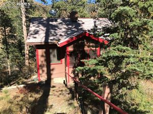 Photo of 9960 Mesa Road, Cascade, CO 80809 (MLS # 3755919)