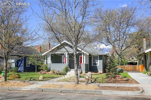 Photo of 1224 N Corona Street, Colorado Springs, CO 80903 (MLS # 7504920)