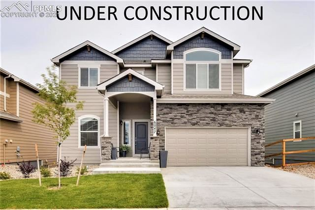 5533 Janga Drive, Colorado Springs, CO 80924 - #: 1038920