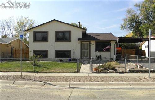 Photo of 714 Bryce Drive, Colorado Springs, CO 80910 (MLS # 4681921)