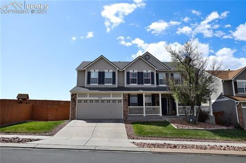 Photo of 5305 Sunset Ridge Drive, Colorado Springs, CO 80917 (MLS # 6566921)