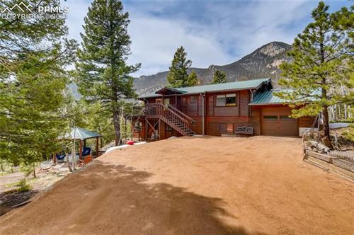 Photo of 6215 Aspen Ridge Road, Manitou Springs, CO 80829 (MLS # 6757922)
