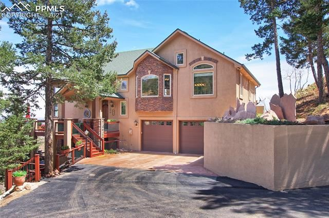 Photo for 725 Neon Moon View, Manitou Springs, CO 80829 (MLS # 7898922)