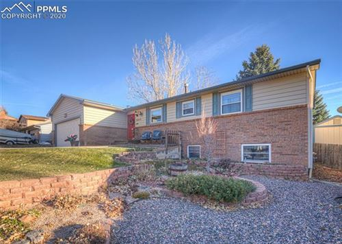 Photo of 6075 Little Johnny Drive, Colorado Springs, CO 80918 (MLS # 2711923)