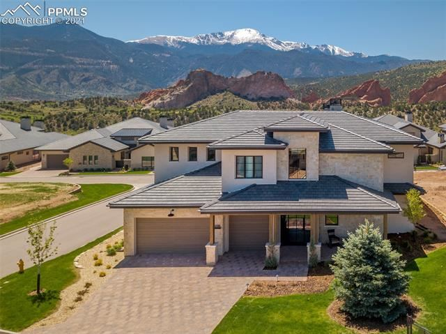 Photo for 3182 Spirit Wind Heights, Colorado Springs, CO 80904 (MLS # 3491925)