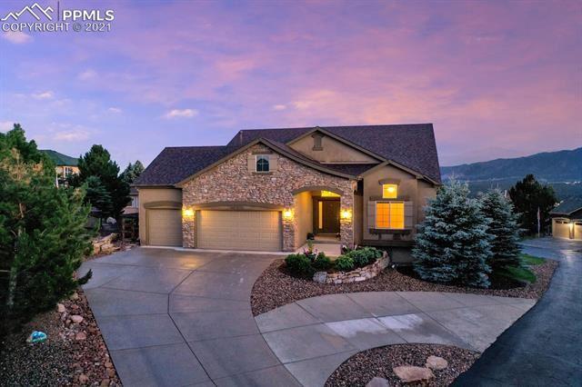 1441 Fieldwood Court, Colorado Springs, CO 80921 - #: 3763925