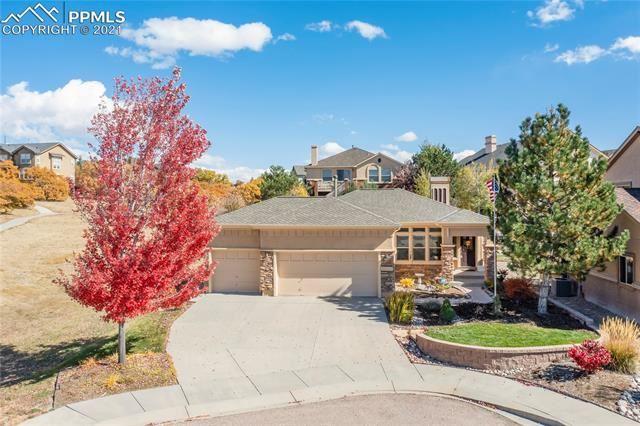 13891 Single Leaf Court, Colorado Springs, CO 80921 - #: 8984925