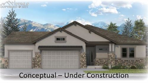 Photo of 2262 Solterra Street, Colorado Springs, CO 80921 (MLS # 2935926)