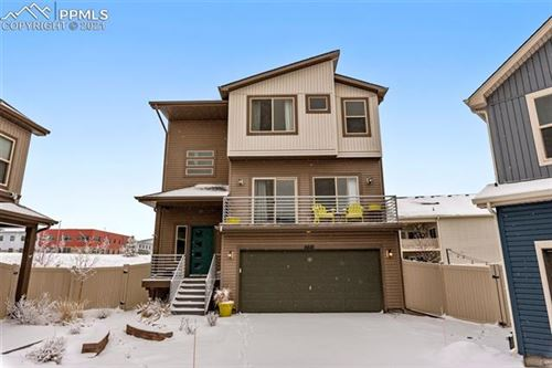 Photo of 6681 Shadow Star Drive, Colorado Springs, CO 80927 (MLS # 6000926)