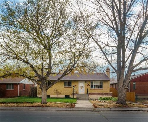 Photo of 2805 Wood Avenue, Colorado Springs, CO 80907 (MLS # 8772926)