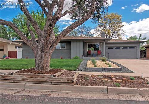 Photo of 1027 N Logan Avenue, Colorado Springs, CO 80909 (MLS # 9302926)