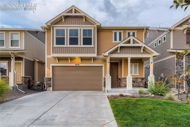 8230 Longleaf Lane, Colorado Springs, CO 80927 - #: 4342926
