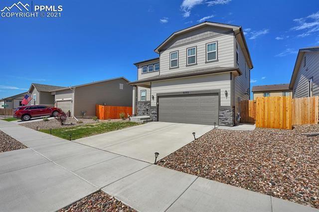 6092 Anders Ridge Lane, Colorado Springs, CO 80927 - #: 9439926