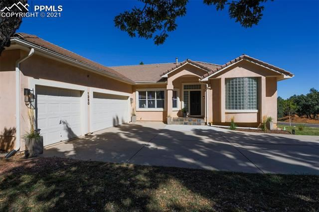 Photo for 1320 Chartwell View, Colorado Springs, CO 80906 (MLS # 9340927)