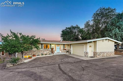 Photo of 705 Orion Drive, Colorado Springs, CO 80906 (MLS # 9487928)