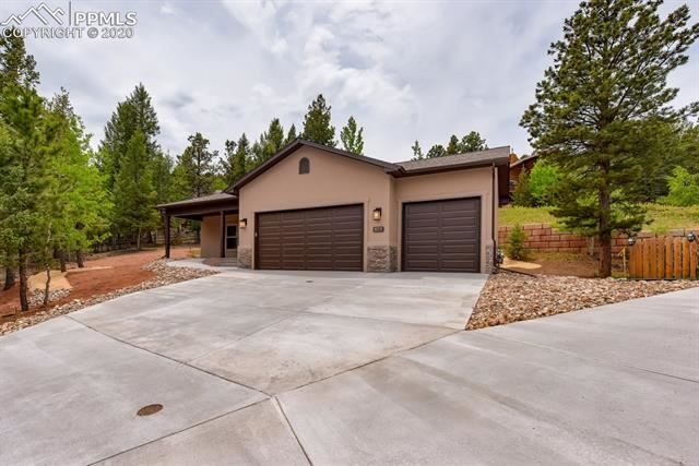 Photo for 629 Misty Pines Circle, Woodland Park, CO 80863 (MLS # 8185928)