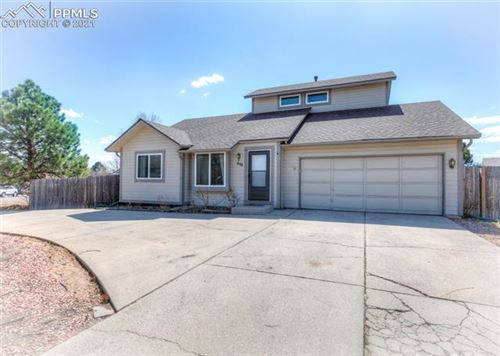 Photo of 880 Greenbrier Drive, Colorado Springs, CO 80916 (MLS # 2405929)