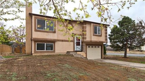 Photo of 702 Blossom Field Road, Fountain, CO 80817 (MLS # 7964929)