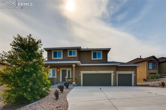 5514 Cody Mesa Court, Colorado Springs, CO 80918 - #: 2359929
