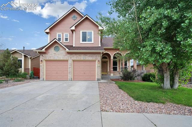 7347 Legend Hill Drive, Colorado Springs, CO 80923 - #: 7085930