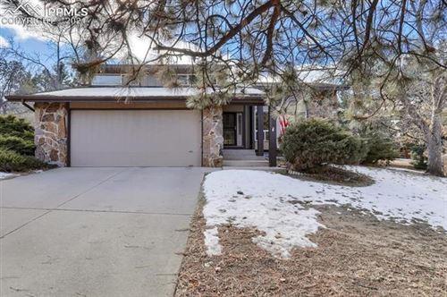Photo of 2840 Avondale Drive, Colorado Springs, CO 80917 (MLS # 6811932)