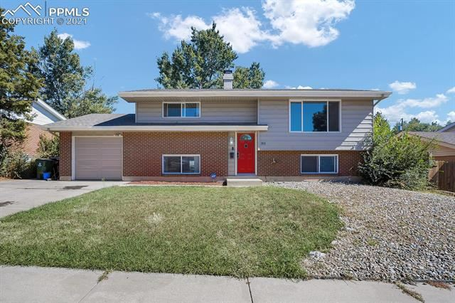 301 Fairmont Street, Colorado Springs, CO 80910 - #: 2803933