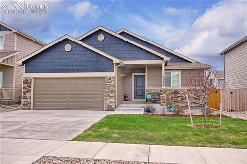 Photo of 7923 AINSLEY PARK Place, Colorado Springs, CO 80927 (MLS # 3522936)