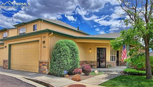 Photo of 281 Eagle Summit Point #106, Colorado Springs, CO 80919 (MLS # 2774937)