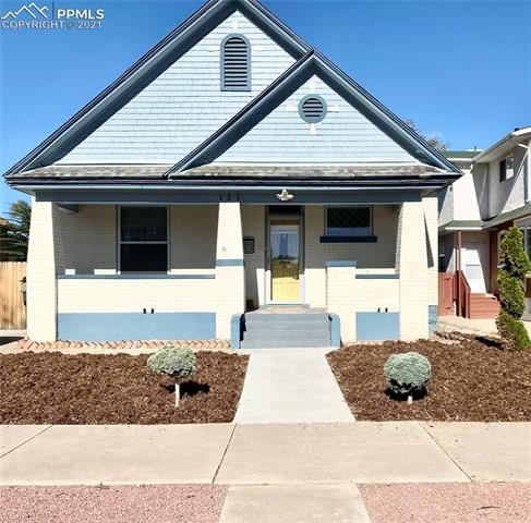 Photo of 121 Lake Avenue, Pueblo, CO 81004 (MLS # 5439937)