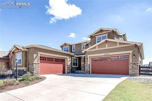 Photo of 9204 Dome Rock Place, Colorado Springs, CO 80924 (MLS # 7730937)