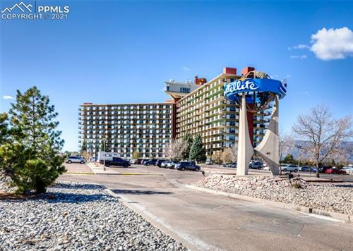 Photo of 411 Lakewood Circle #B241, Colorado Springs, CO 80910 (MLS # 9130937)