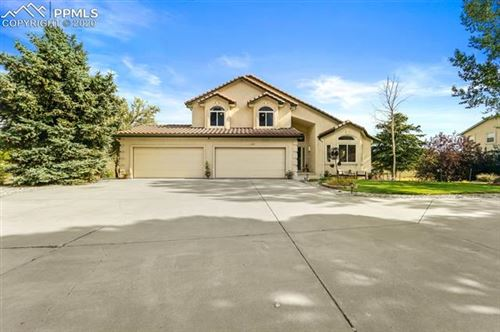 Photo of 15095 Copperfield Drive, Colorado Springs, CO 80921 (MLS # 6163938)